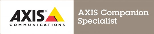 AXIS Companion Specialist - IP Camera's