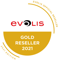Evolis Gold Partner 2021