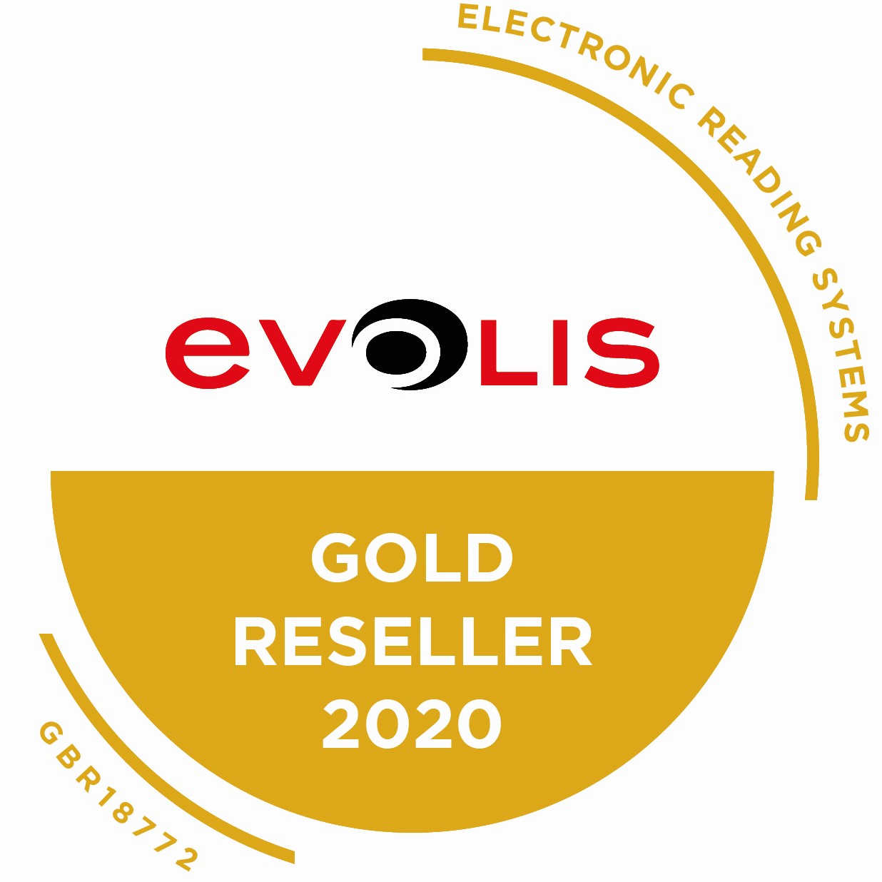 Evolis Gold Partner 2020