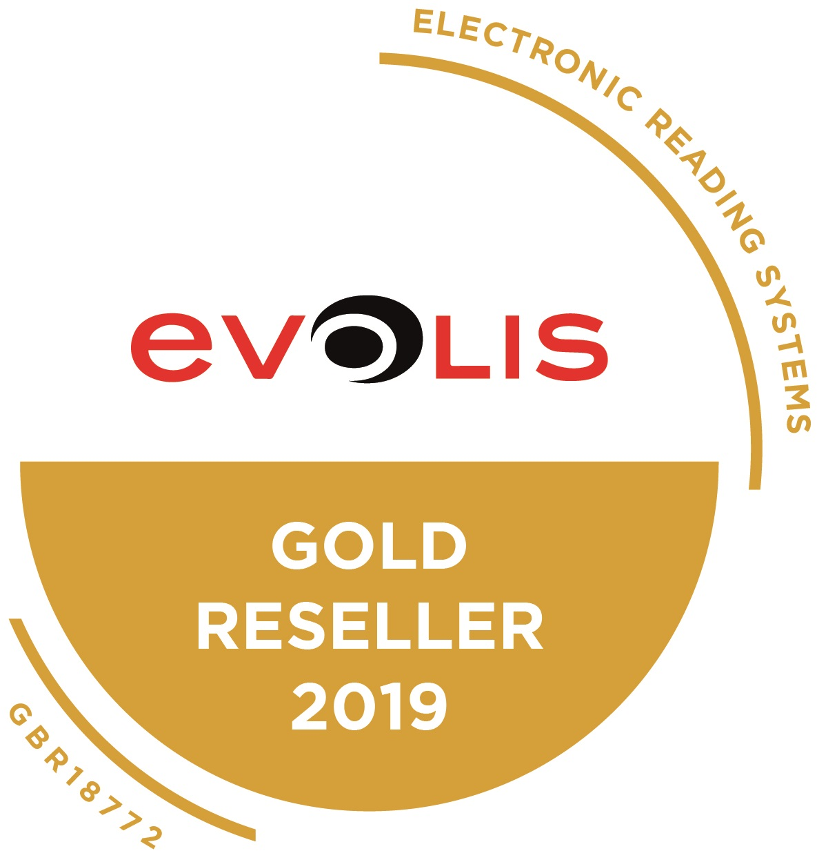Evolis Gold Partner