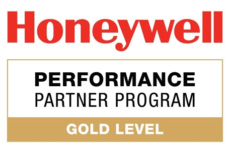 Honeywel - Partner Performance Program Gold Plus Level
