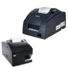 DOT Matrix Receipt and Slip Printers