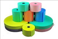 Coloured Laundry Ticket Rolls and Dry Cleaning Ribbons