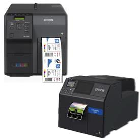 Industrial Colour Label Printers