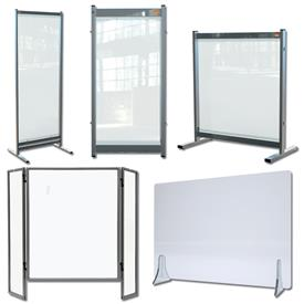 Anti Sneeze and Germ Screens