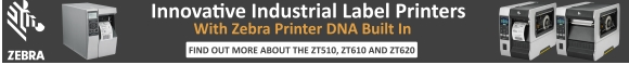 Industrial Label Printer Solutions from Zebra
