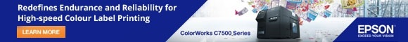Epson C7500 Industrial Colour Label Printer