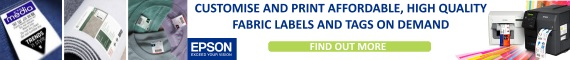 ColorWorks Colour Fabric Labels On-Demand