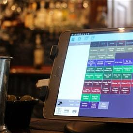 Cost Effective EPOS for Bars - Cafes and Restaurants
