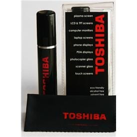 Toshiba TEC LCD, Plasma, TFT Screen Cleaning Kit