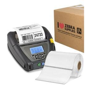 Zebra 4000d PolyPro Direct Thermal Labels