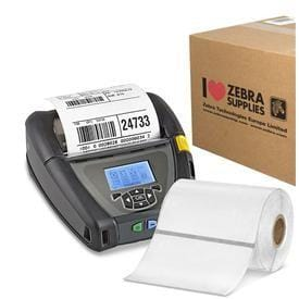 Premium Labels for Direct Thermal Zebra Portable Printers