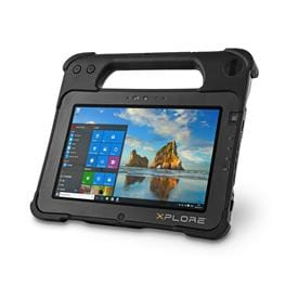 Rugged Hard-Handle Tablet XPAD L10