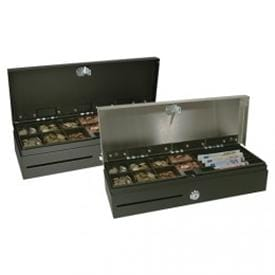 Cash drawers should be easy to use and yet tough at the same time, just like the APG 3600