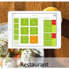 AccentPOS is an award-winning cloud POS solution for iPad.