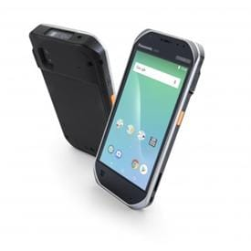 handheld and smartphone functionality into a single rugged 5
