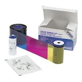 Colour photo printer ribbons to meet the most demanding card user needs.