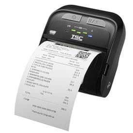 TSC TDM-30 Mobile receipt printer for versatile use
