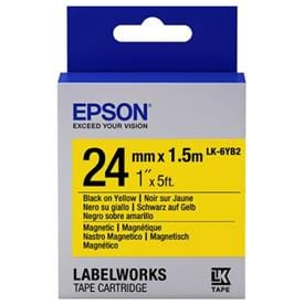Epson LabelWorks Label Cartridge Magnetic