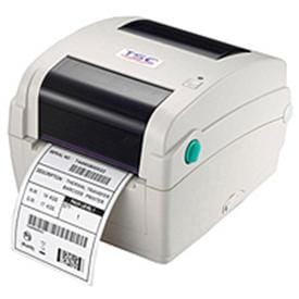TSC TTP-343C Desktop Barcode Printer