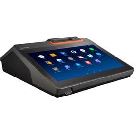 T2 MINI is an all-in-one Android POS terminal