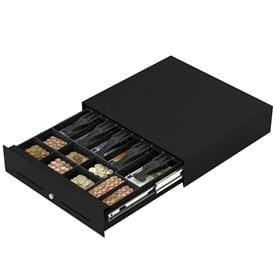 Durable cash drawer for high capacity