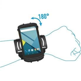 Wrist - Arm Band for Smartphone and Handheld Device