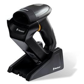 the perfect scanner for cordless applications in supermarkets, shopping malls and warehouse environments