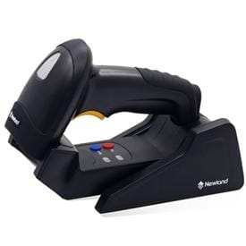 with a reliable bluetooth connection, this handscanner is ready for any environment