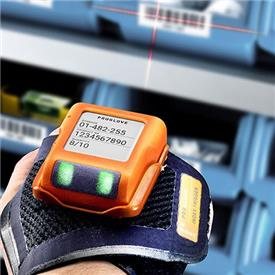 MARK Display Wearable Barcode Scanner With Screen