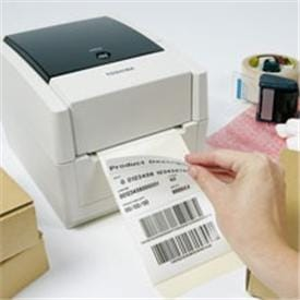 TOSHIBA – Ethernet Thermal Transfer Label Printer Starter KIT