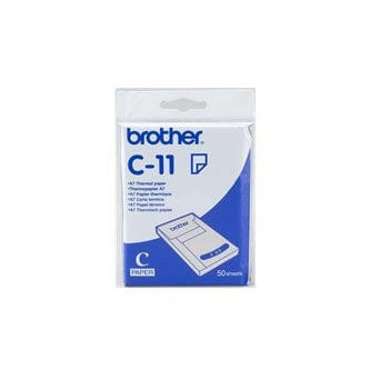 Brother C11 Thermal Paper A7