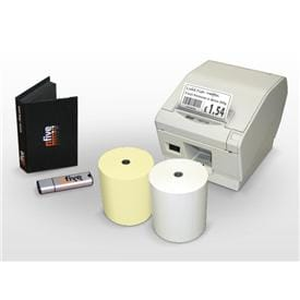 Star TSP700 Shelf Edge Label Printer Solution 80mm Wide