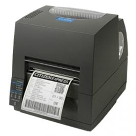 Powerful label printer for professional applications