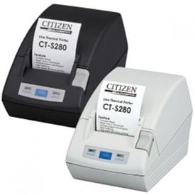 Ultra-compact thermal printing for POS, retail and catering