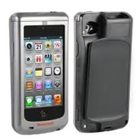 Honeywell Captuvo SL22 Enterprise Barcode Sled for Apple iPod touch