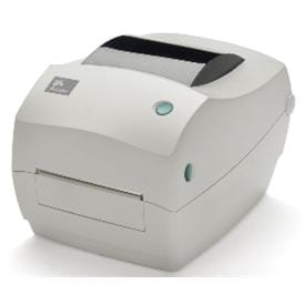 The New Zebra GC420T Thermal Transfer Desktop Printer