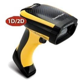 Datalogic PowerScan PD9500 Rugged 1D or 2D Barcode Scanner
