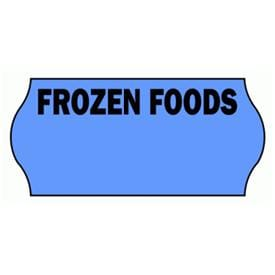 CT4 26mm x 12mm Freezer Labels