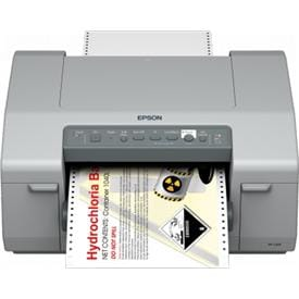 ColorWorks C831 GHS Colour label printer