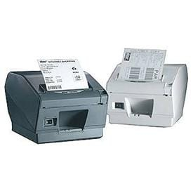 Revolutionary wide-format POS printer