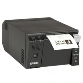 Intelligent printer with hub controller