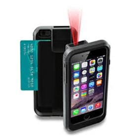 Made for iPhone 6 - Making your iPhone 6 a Powerful Barcode Scanner & Magnetic Stripe Reader