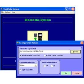 ERS Stock Take Software (ERS-STOCKTAKE-SW)