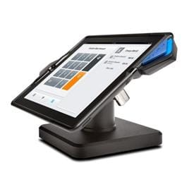 POS STAND SECUREBACK