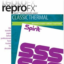 Clasic Original Purple Thermal Tattoo Stencil Paper