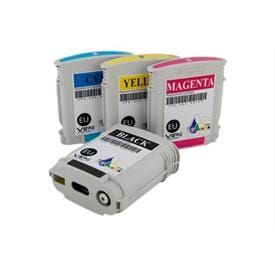 Ink Cartridges for the VP495 Colour Label Printer