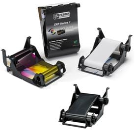 Ribbons for ZXP Series 1 card printer