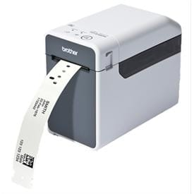 Brother TD-2130NHC Wristband and Label Printer