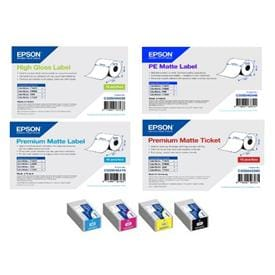 Media Starter Packs for the Epson C3500 Colour Label Printer
